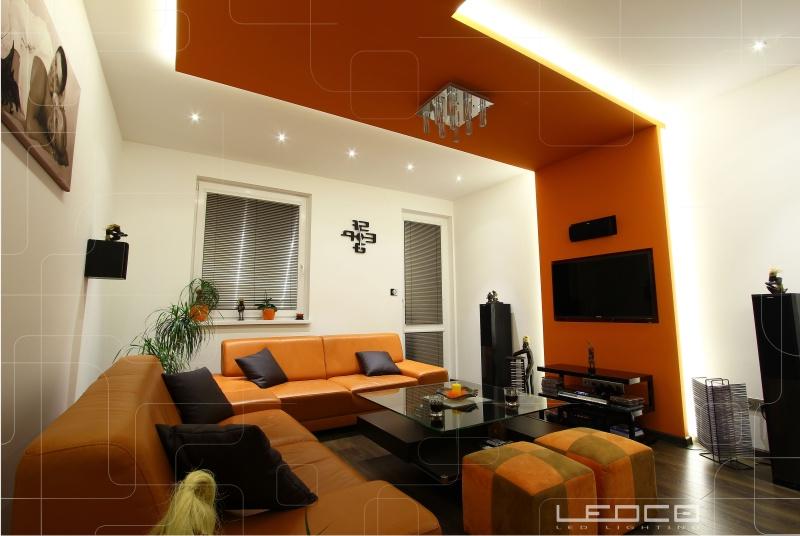 810246658 Moderné bývanie – projekt osvetlenia interiéru LED svietidlami