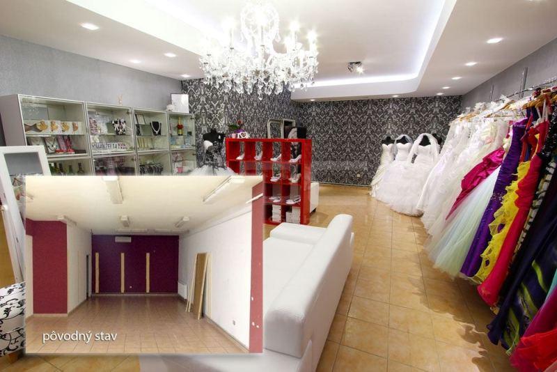 Osvetlenie svadobného salónu s LED svietidlami | LEDCO