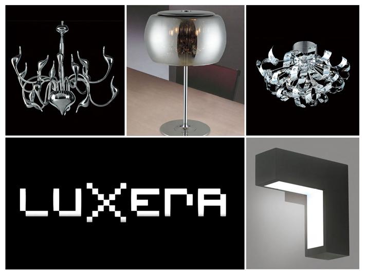 Svietidlá Luxera, extravagantné svietidlá pre náročných zákazníkov.