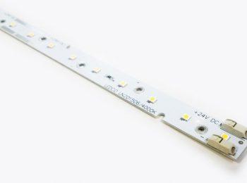 LEDcoMattrix® LED modul s konektorem WAGO pro světelné stropy BARRISOL