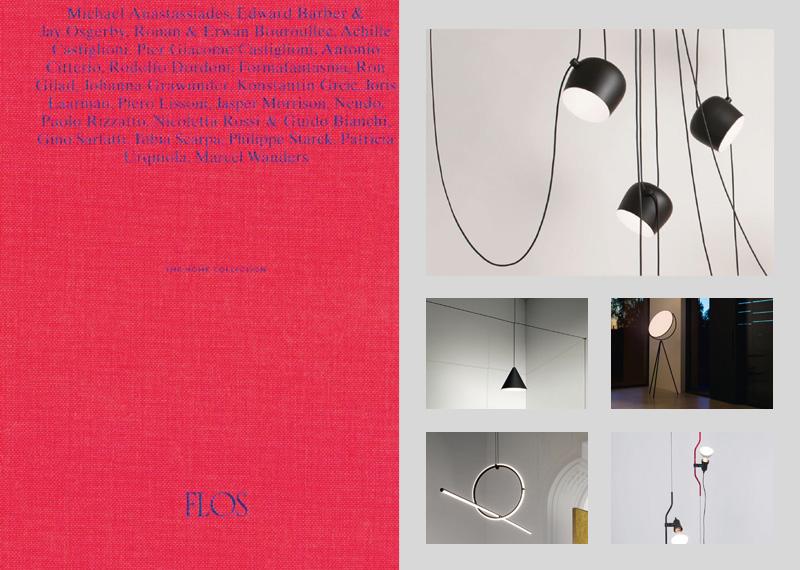 Katalóg dizajnových svietidiel FLOS Home