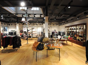 osvětlení prodejny, obchodu, showroomu a butiku