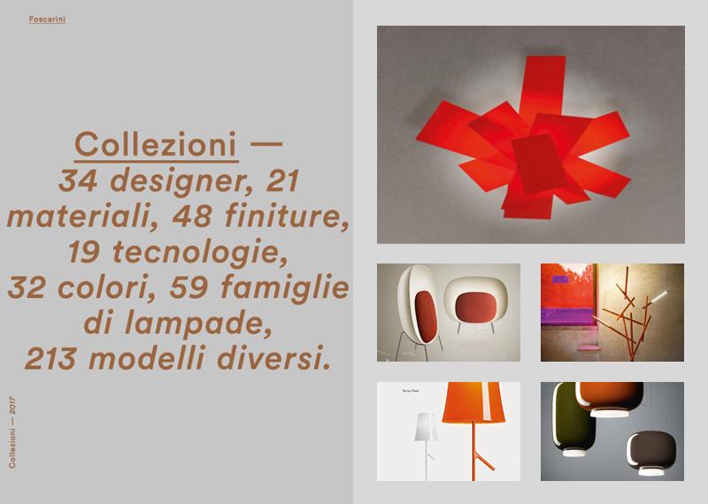 Foscarini katalóg dekoračných dizajnových svietidiel