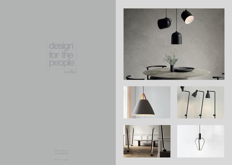 Nordlux Design For The People katalog - škandinavske svietidlá