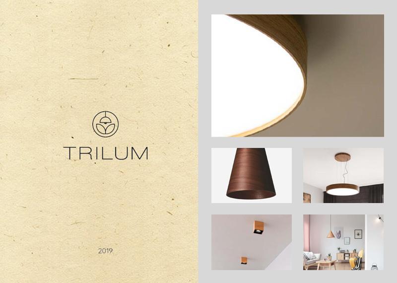 Drevené a architektonické svietidlá Trilum - katalóg