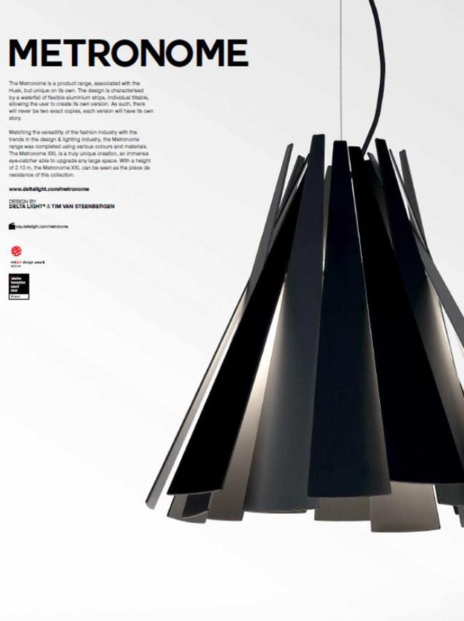 Katalog moderních svítidel DELTA LIGHT