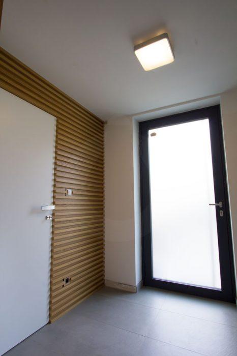 Lamp in the corridor