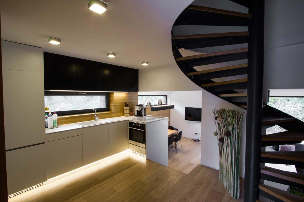 LED osvetlenie kuchyni
