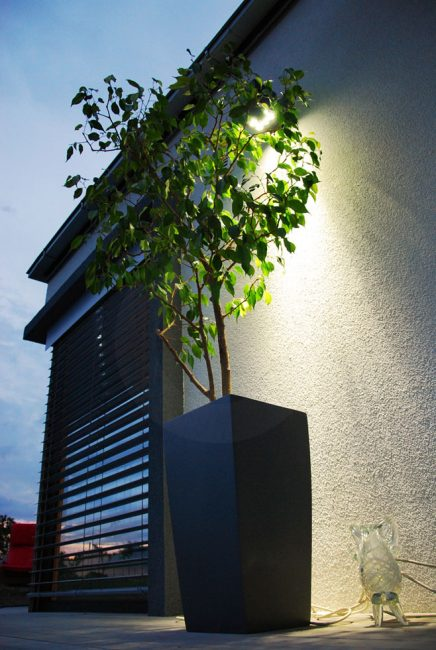 Terrace LED lighting