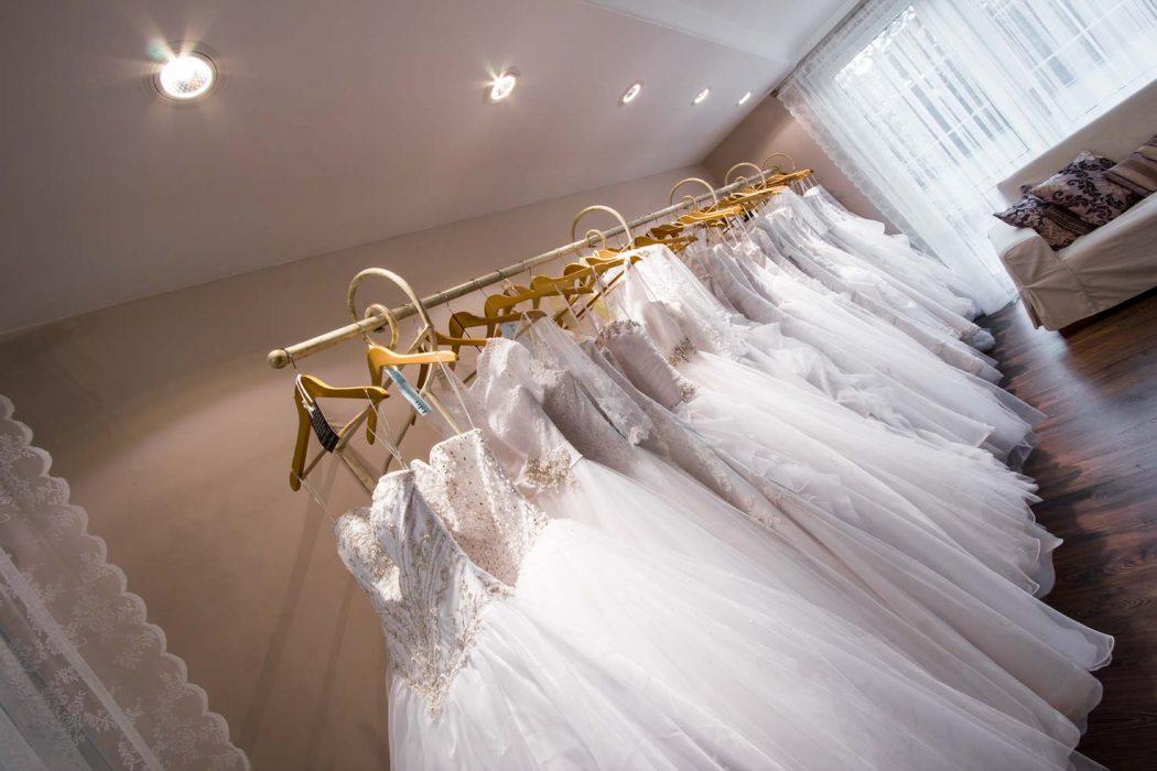 Svietidlá pre svadobný salón