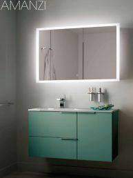 Zrkadlové LED svietidlo ACB Iluminacion
