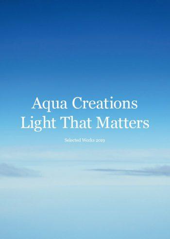 Katalog designových svítidel AQUA CREATIONS
