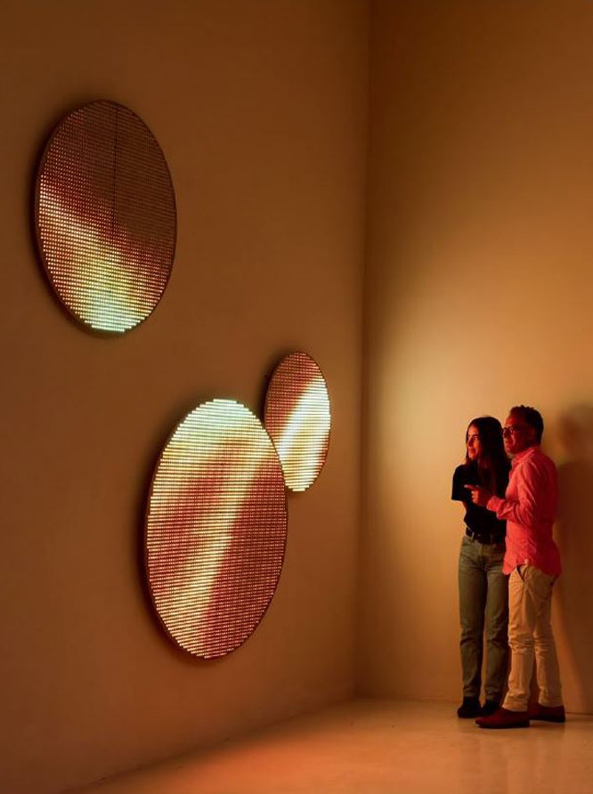 Catalog of design luminaires AQUA CREATIONS