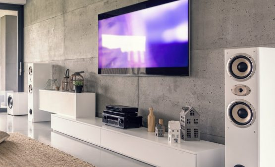 audio video Televízia