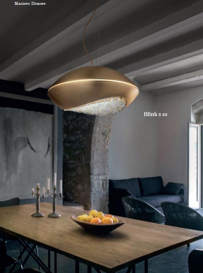 Katalog svítidel a lustrů MASIERO Dimore