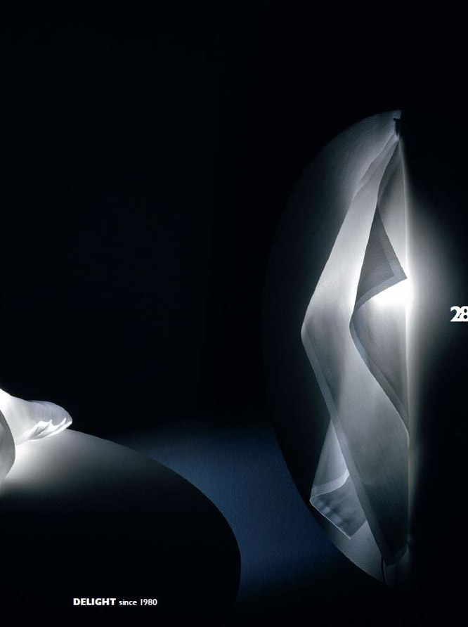 Catalog of design luminaires Ingo Maurer