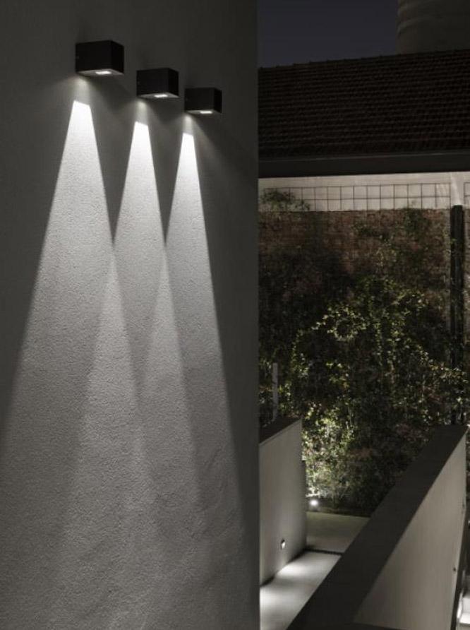 Katalog exteriérových svítidel ARES