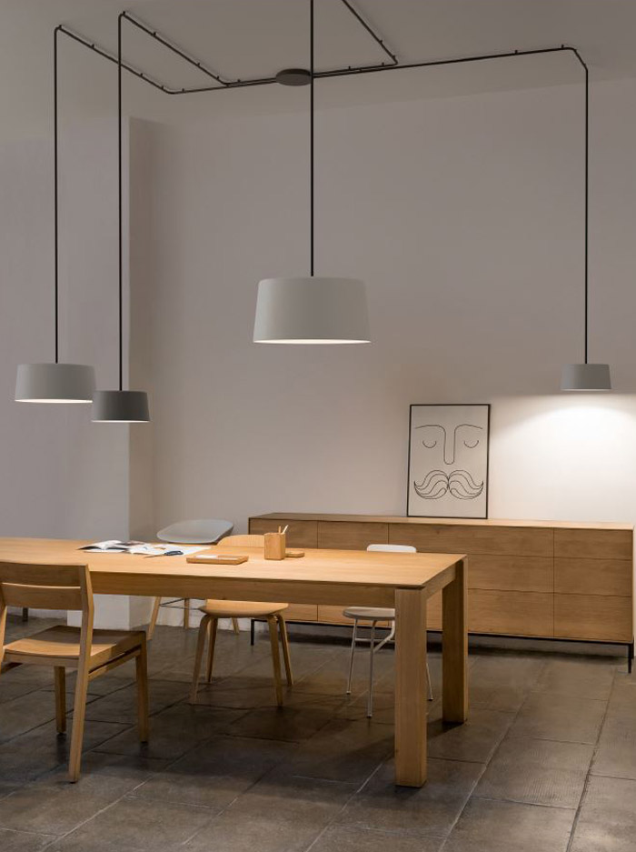 Catalog of interior luminaires VIBIA