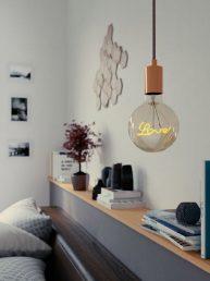 Katalóg textilných káblov a komponentov pre svietidlá CREATIVE CABLES
