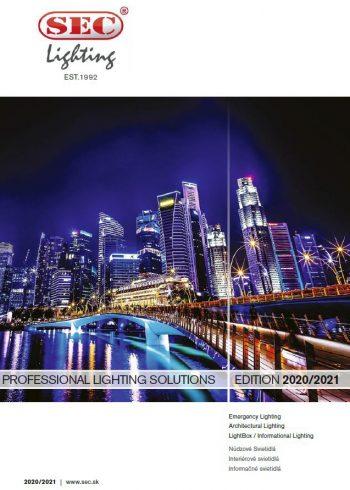 Katalog svítidel SEC