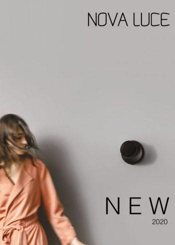 Katalóg technických svietidiel NOVA LUCE new 2020
