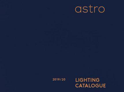 Katalog svítidel ASTRO