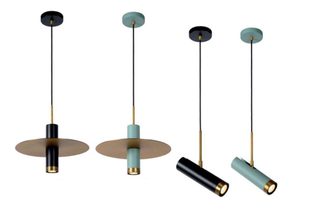 Katalog interiérových svítidel LUCIDE