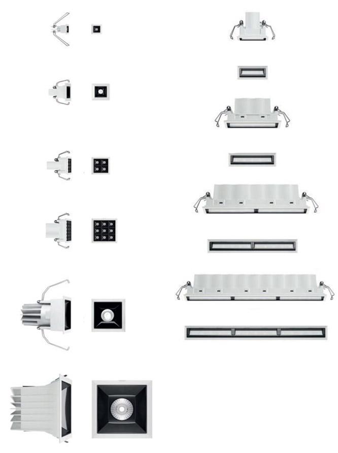 Katalog architektonických svítidel iGuzzini