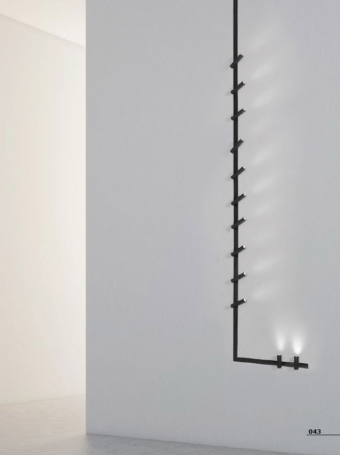 Catalog of technical luminaires NOVA LUCE technical