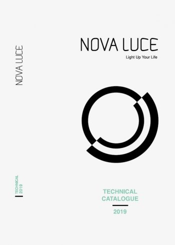 Katalóg technických svietidiel NOVA LUCE technical
