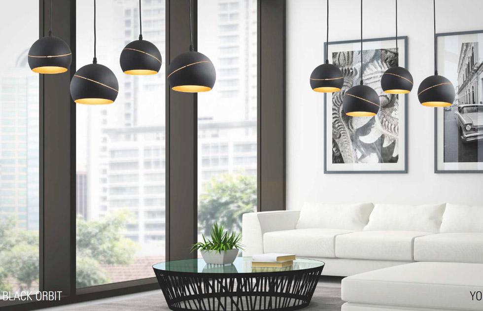 Katalog interiérových svítidel TK LIGHTING