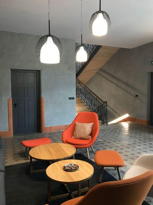 lighting of common areas Foscarini, design chandelier Diesel