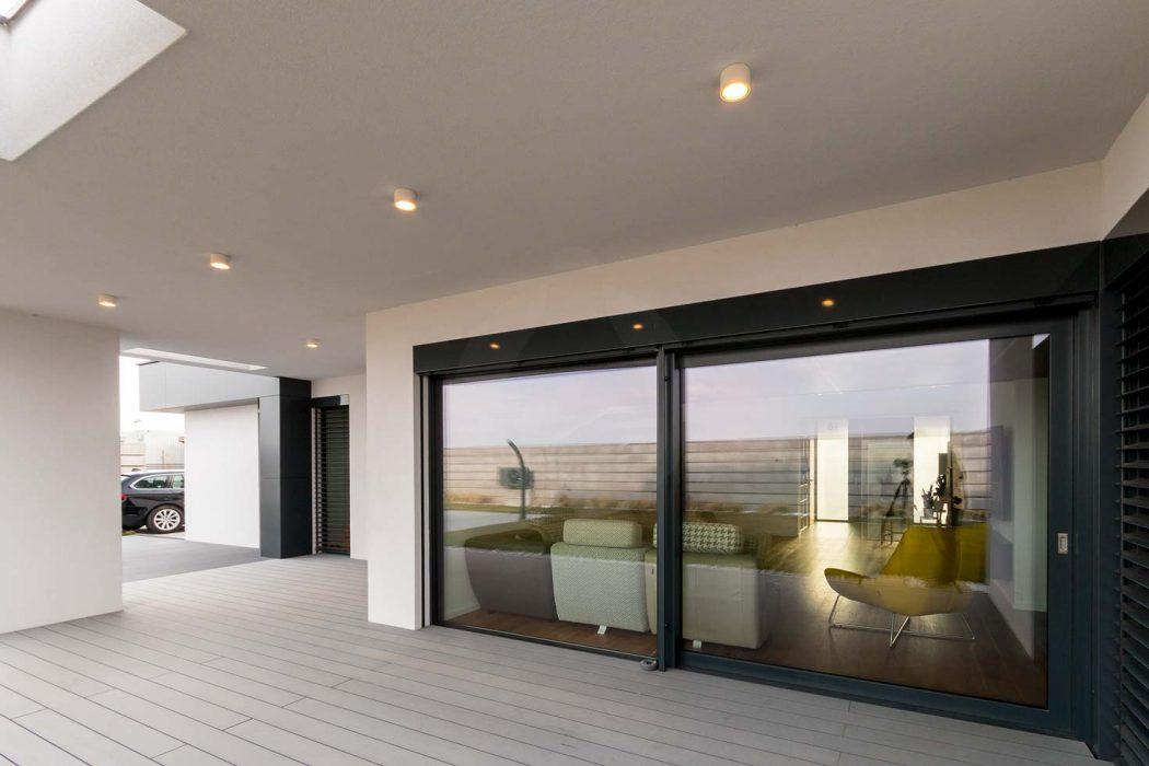 exteriérové stropné svietidlá, LED do exteriéru, svietidlo na terasu, LED osvetlenie terasy