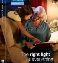 Light catalogue svietidiel PHILIPS Home