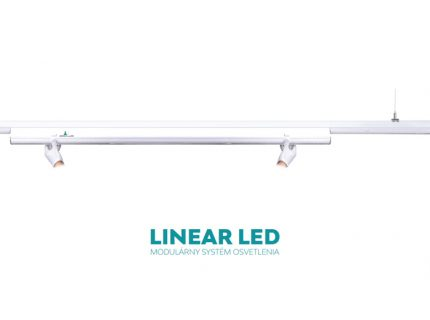 LED linear - industrial linear lighting for production halls, shops and warehouses
