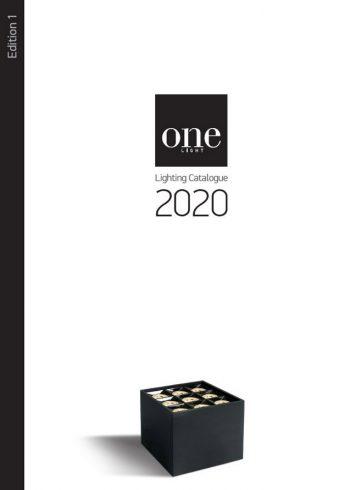 ONE LIGHT lamp catalog